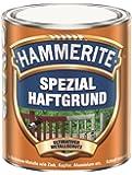 750 ml Hammerite Spezialhaftgrund auch auf Nichteisenmetallen (Zink, Alu, Kupfer,...)