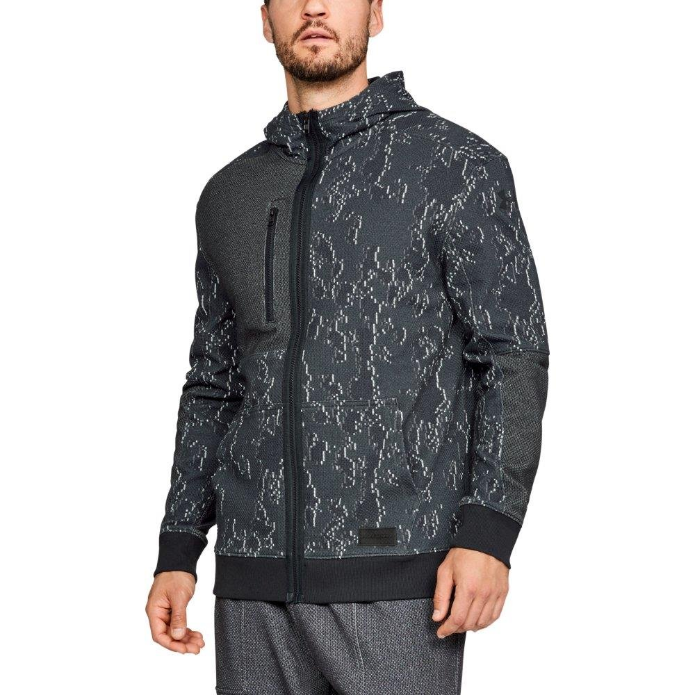 Under Armour UA Pursuit Full Zip Hoody Sudadera, Hombre