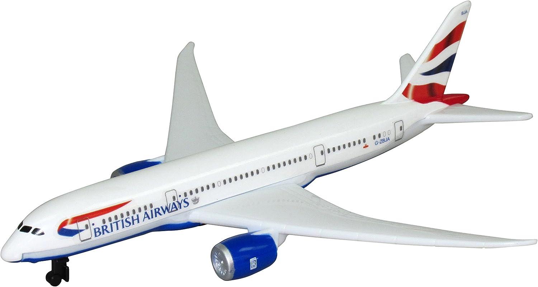 Daron rt6005a British Airways/B787 plástico Modelo