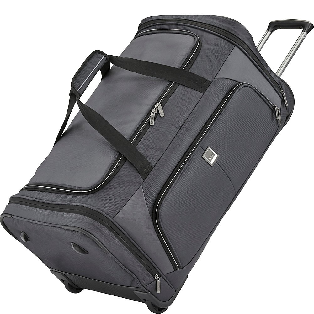TITANノンストップトロリートラベルバッグ、無煙炭、382601-04トラベルダッフル、70 cm、98リットル、グレー(無煙炭) B071VJG6D9