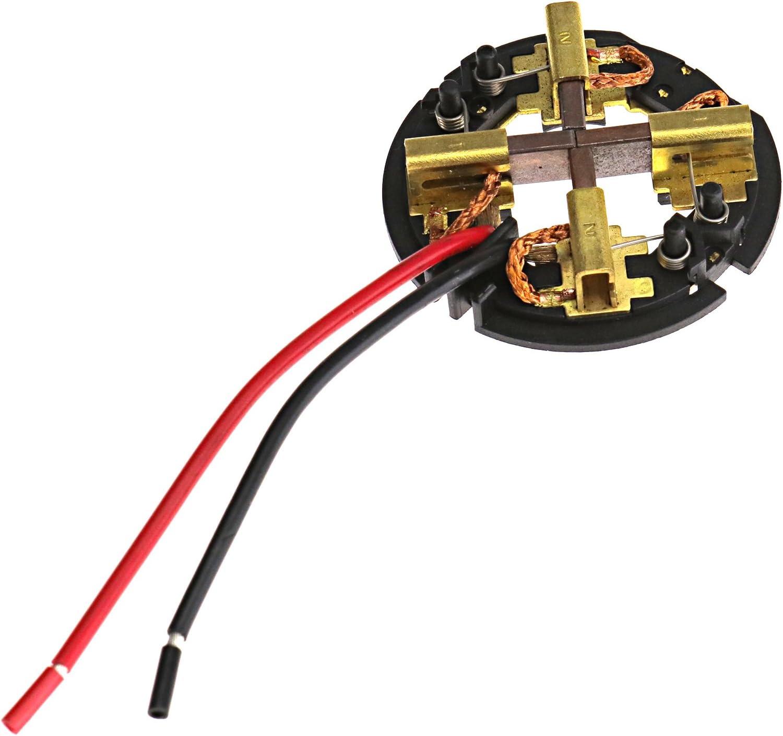 "MILWAUKEE CARBON BRUSHES 2601-20 1//2/"" Compact Driver Drill MW1 B28C B28B"