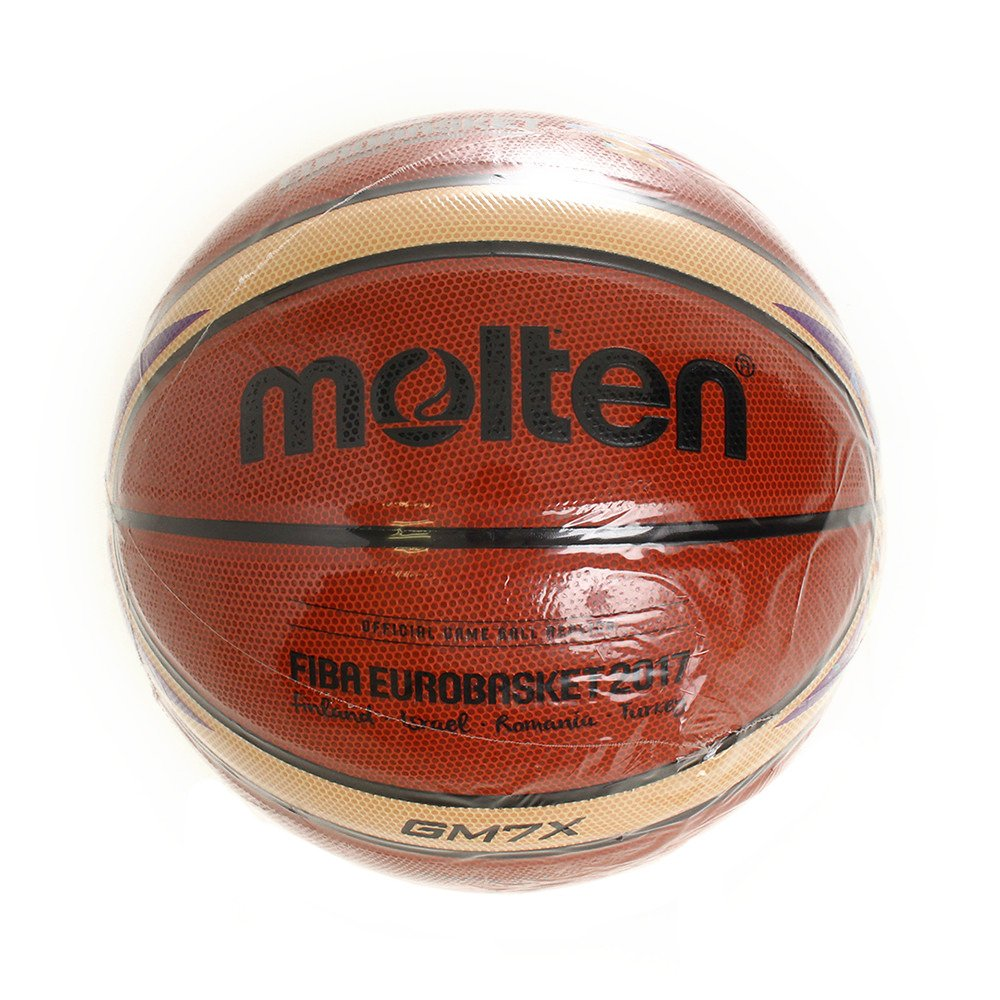 MOLTEN Uni BGM7 X de e7t Baloncesto, Color Naranja/Ivory, 7 ...