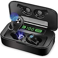 Innoo Tech Wireless Earbuds Bluetooth 5.0 Headphones, Hi-Fi Stereo Sound, IPX5 Waterproof Earphones for Sports, 2600mAh…