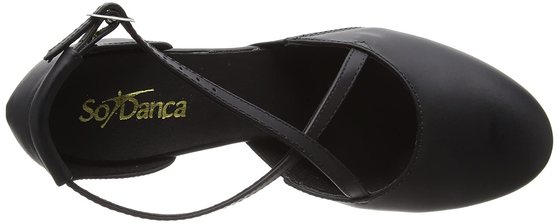 So Danca Ch70 Zapatillas de Baila Moderno y Jazz para Mujer