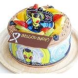 キャラデコお祝いケーキ 仮面ライダーゼロワン 5号 15cm チョコクリームショートケーキ
