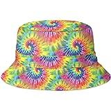 Bucket hat Full Print Bandana Fishing Bush Summer Holiday Hat Fashion Cap Party