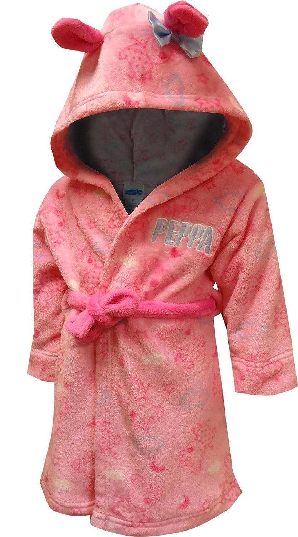 Peppa Pig Girls Plush Toddler Robe K183781PP