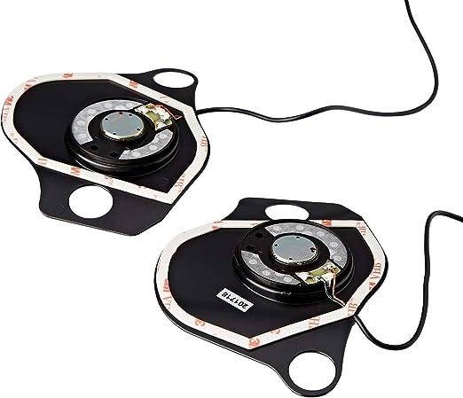 Cellularline Pro Sound Kopfhörer Audio Set Für Helm Schuberth Gegensprechanlage Mc Xt F5s F5
