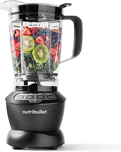 NutriBullet ZNBF30400Z Blender 1200 Watt