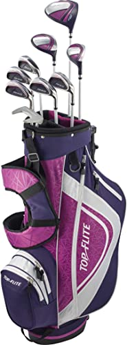 Callaway Edge 10-piece Golf Club Set, Right Handed Stiff Shaft Flex