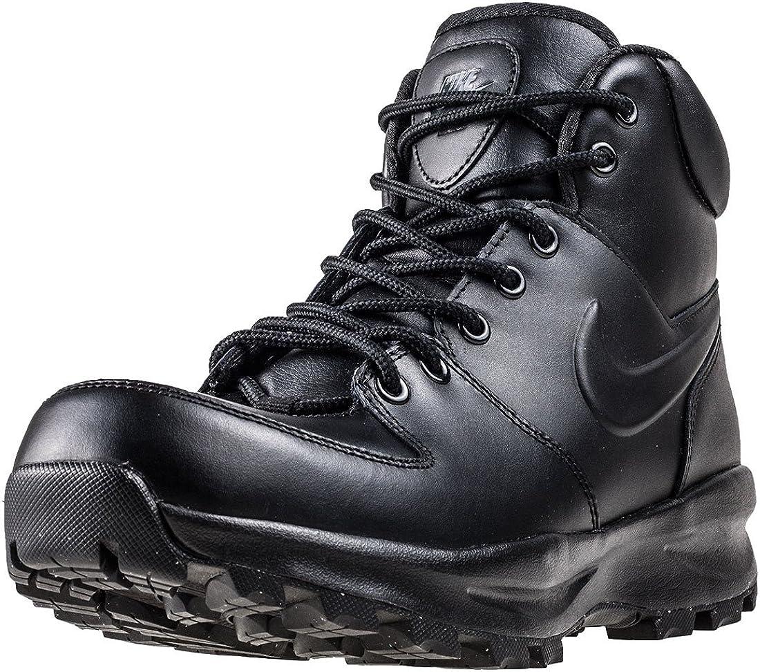 Enemistarse bueno caballo de fuerza  Amazon.com | Nike Men's Manoa Leather Hiking Boot | Hiking Boots