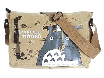 6ebdbc13ca CoolChange Sac bandoulière de Totoro, Beige: Amazon.fr: Jeux et Jouets