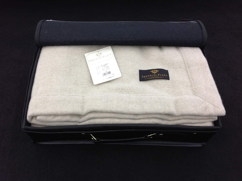東京西川 カシミヤ毛布 シングル 日本製 インペリアルプラザ B01LNJQDY8
