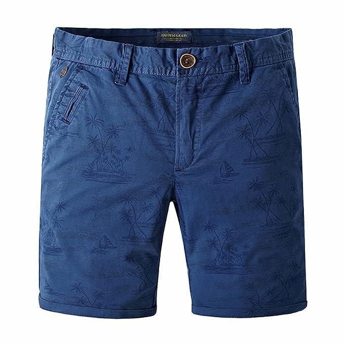 94f5690af7 Hombre Verano Camouflage Shorts