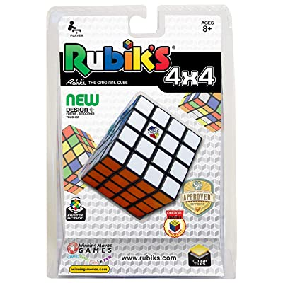 Winning Moves Games Rubik's Cube 4x4: Toys & Games