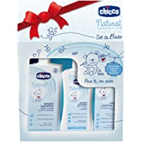 Chicco Natural Sensation - Set de baño: gel