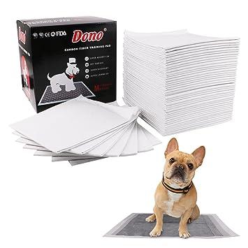 RCRuning-EU Toallitas de Entrenamiento para Mascotas Empapadores de Adiestramiento para Perros 33 * 45cm,100 Pack: Amazon.es: Productos para mascotas