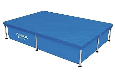 Bestway 8321343 Cobertor para Piscina, 221x159x10 cm