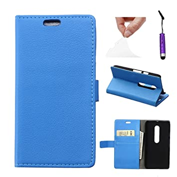 CaseFirst Motorola Moto G3 Funda, Folio Billetera Cover Case ...