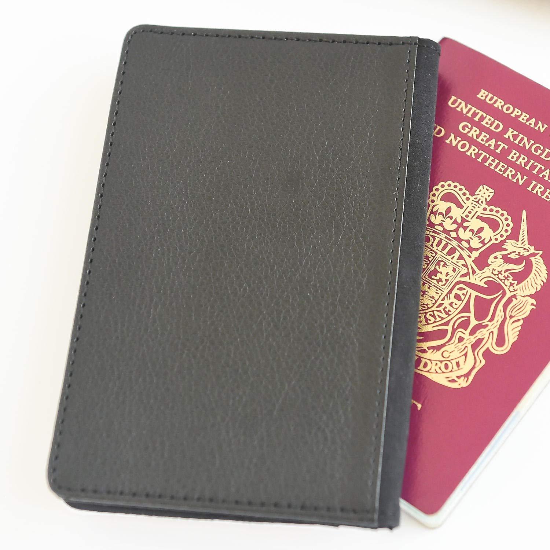 - LGT017 /Étui Portefeuille pour Passeport et /étiquette de Bagage Indie Swag Princesse Jasmin Noir Noir