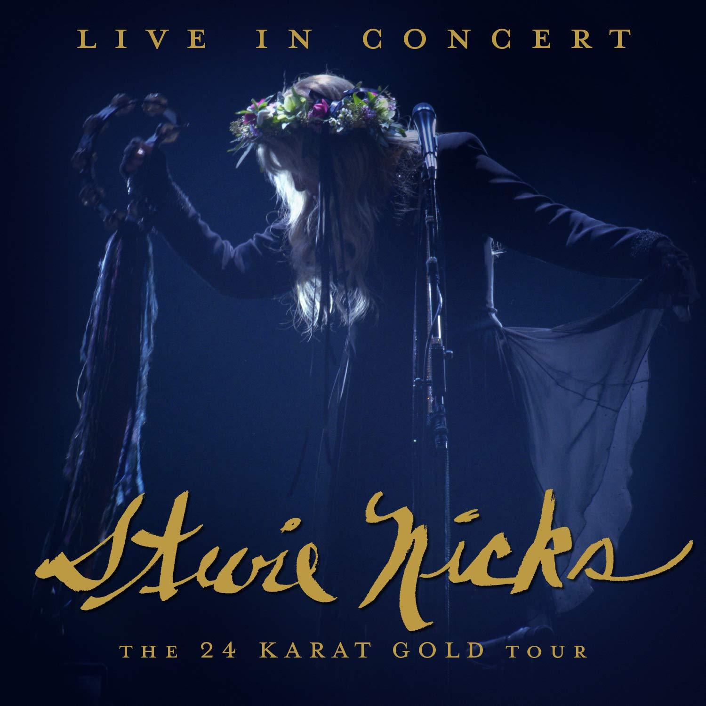 Live In Concert: The 24 Karat Gold Tour (2 CD/DVD)