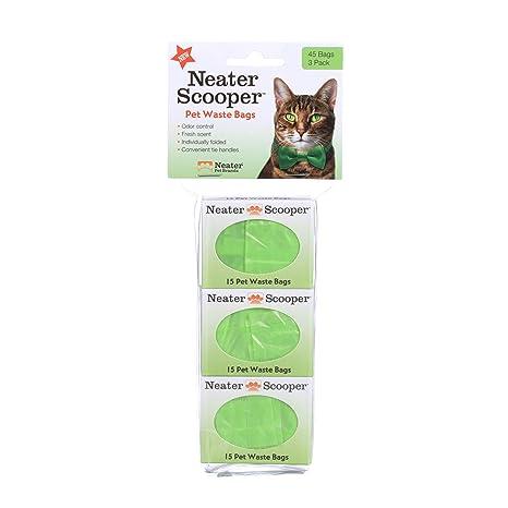 Amazon.com: neater Pet Brands 360 – 200-hd3 Scooper Refill ...