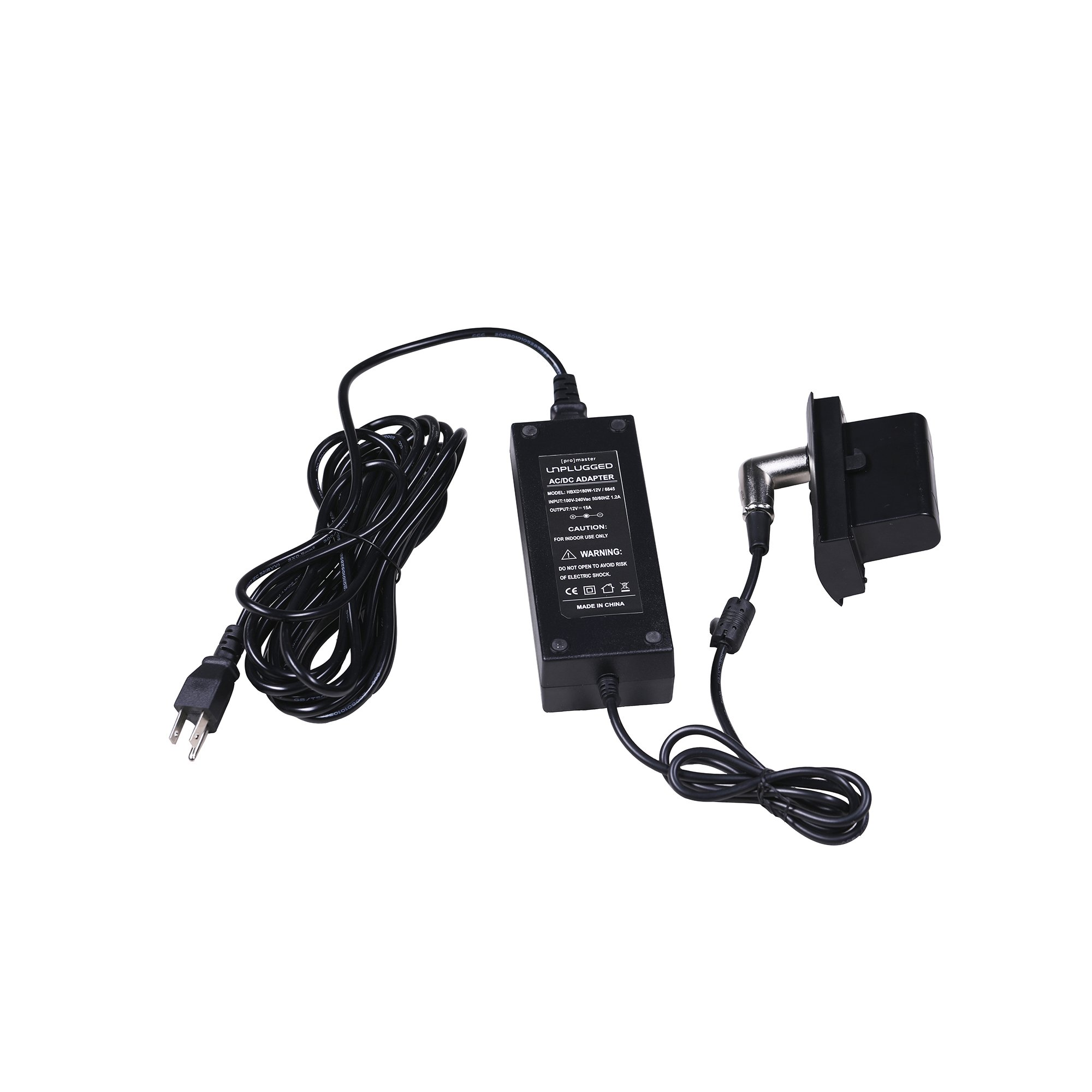 PROMASTER Unplugged AC Adapter