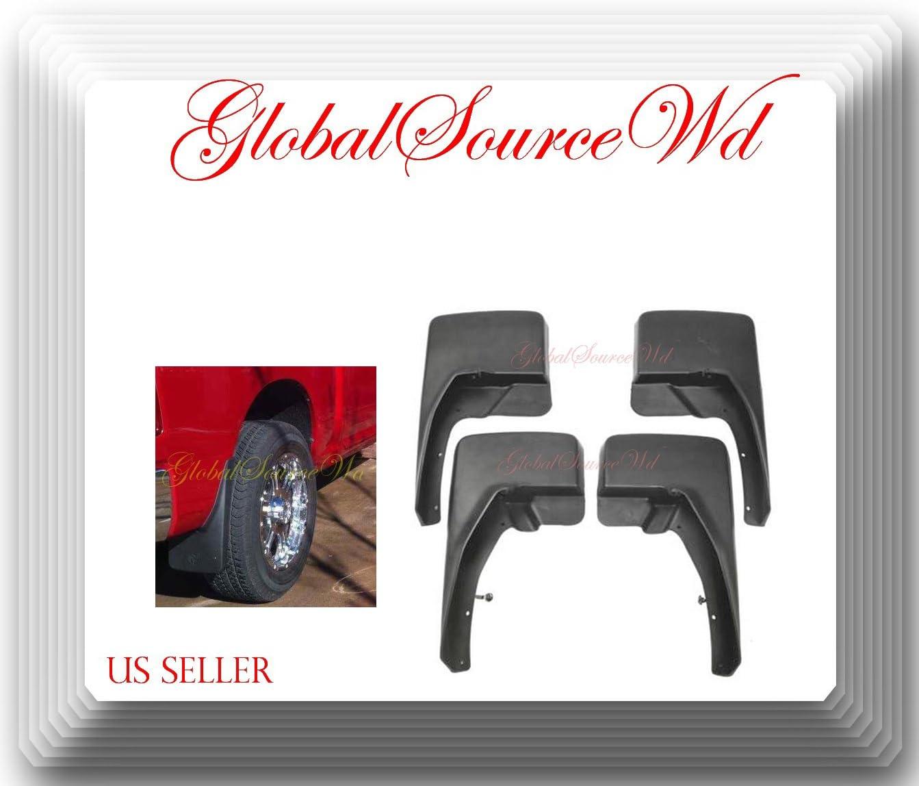 Genuine Dodge RAM Accessories 82211228 Deluxe Molded Splash Guard
