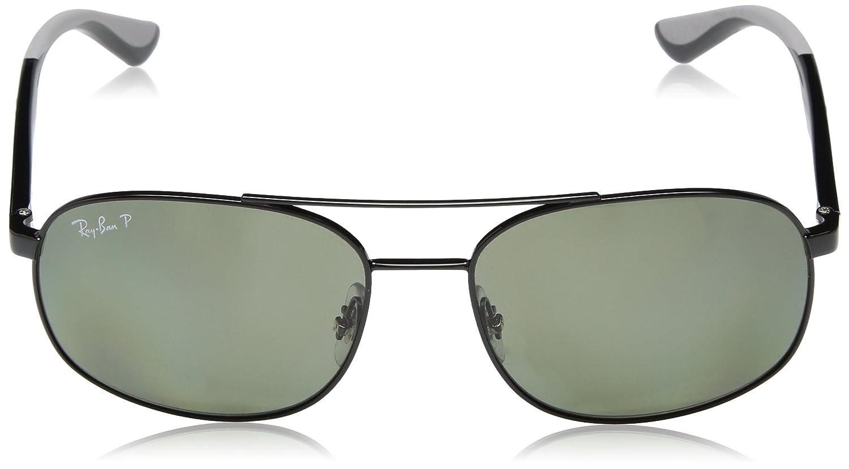 b80a601f22 RAYBAN Men s 0RB3593 002 9A 58 Sunglasses