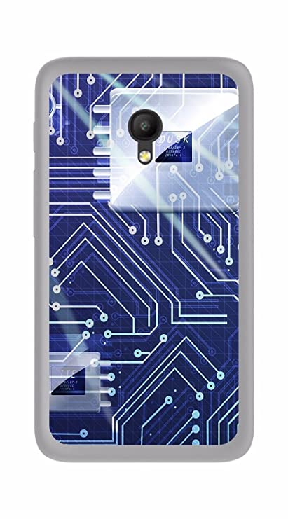Tumundosmartphone Funda Gel TPU para Orange Rise 51 / ALCATEL PIXI 4 (5) 4G
