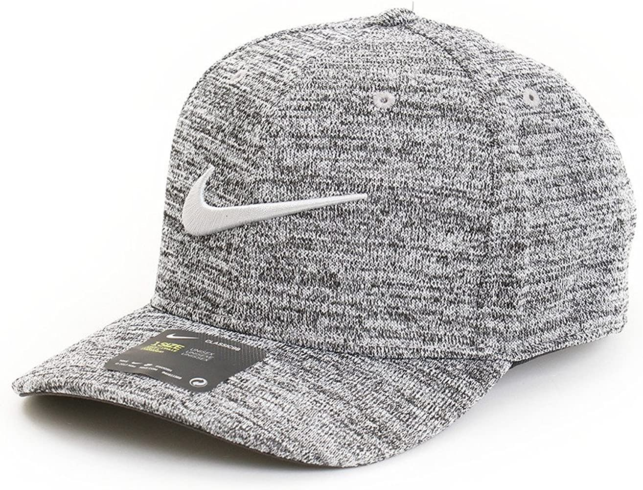 Nike aerobill Classic Gorra de golf de Heather 2017-856371, White ...