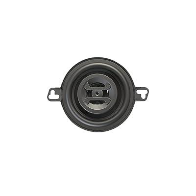 """Hifonics ZS35CX Zeus 3.5"""" Coaxial Speaker,BLACK"""