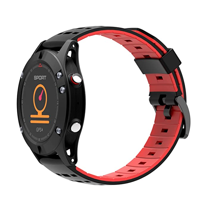 gzcrdz Nueva nº 1 F5 GPS Smart Reloj altímetro barómetro ...
