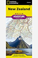 New Zealand (National Geographic Adventure Map, 3500) Map