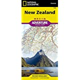 New Zealand (National Geographic Adventure Map (3500))