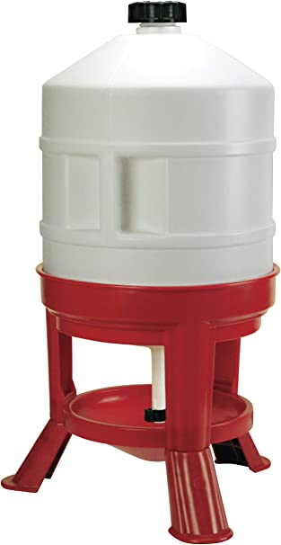 6kg Blenhiem With Legs and 12 Litre Combination Drinker With Legs Set