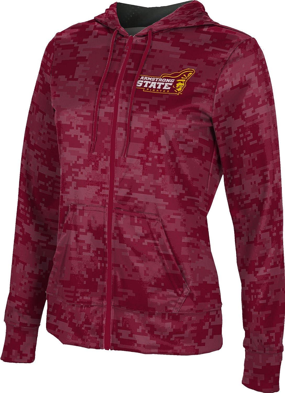 ProSphere Armstrong State University Girls Zipper Hoodie School Spirit Sweatshirt Digital