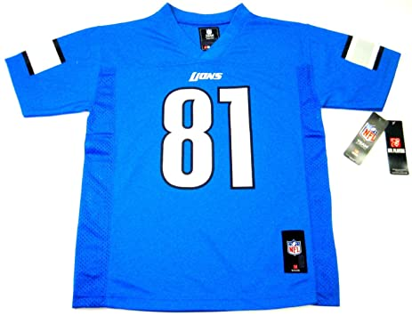 lions calvin johnson jersey