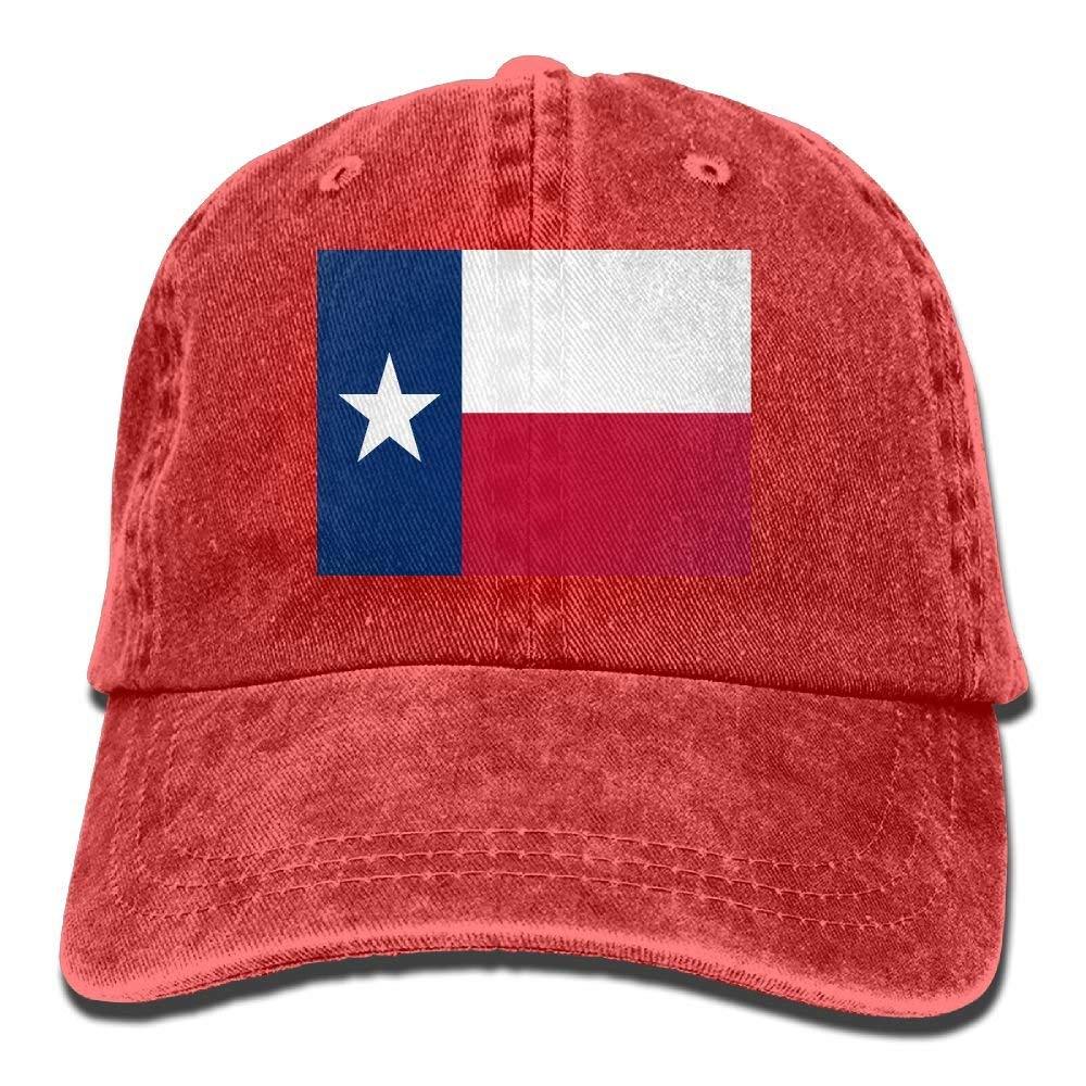 ddd2a2565 monogram doormat Flag of Texas Unisex Adult Denim Dad Baseball Hat ...