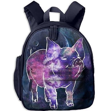 amazon com watercolor pig tattoos toddler kids backpack preschool
