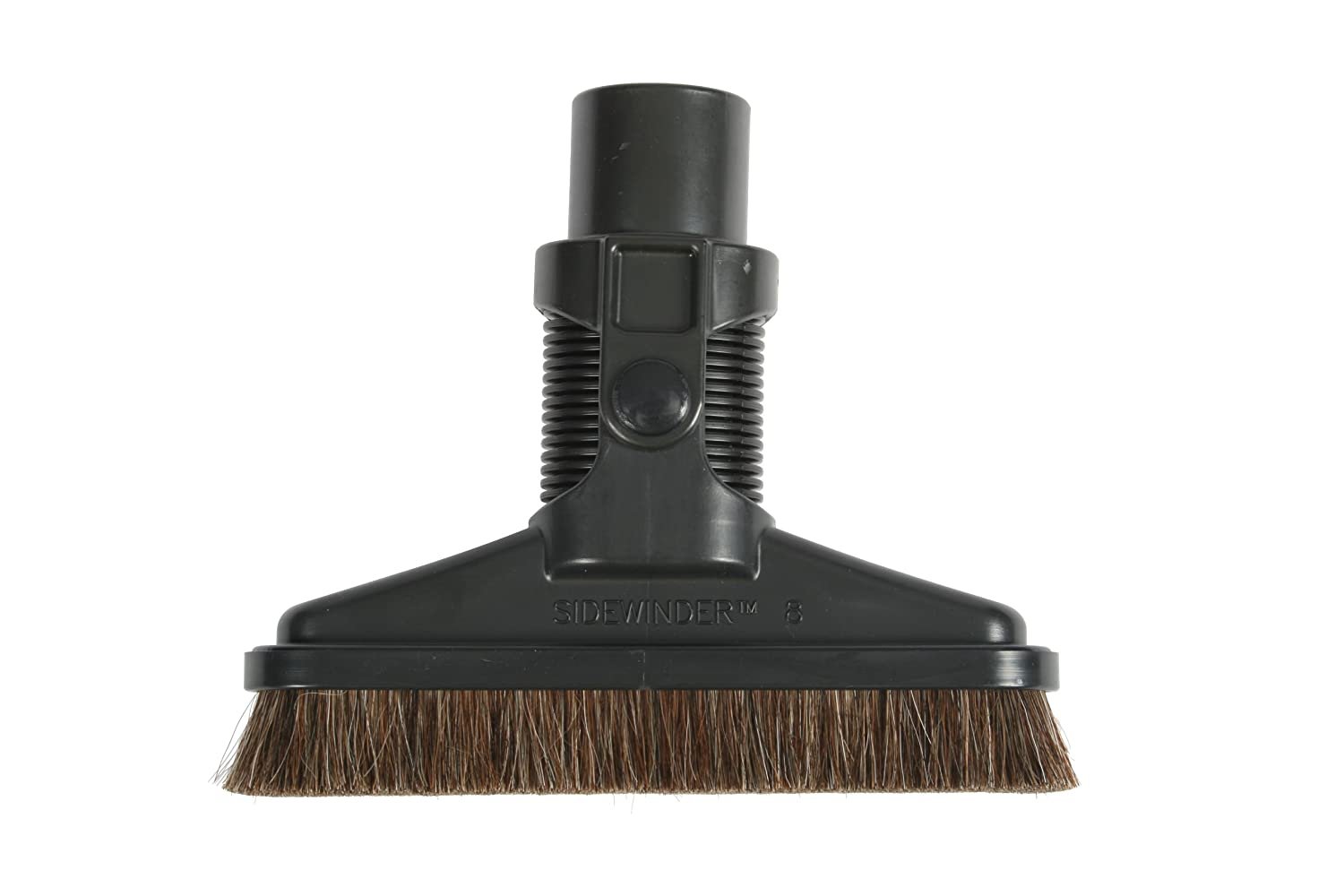 Cen-Tec Systems 35009 Sidewinder Vacuum Dusting Brush with 1.5-Inch Neck, 8-Inch