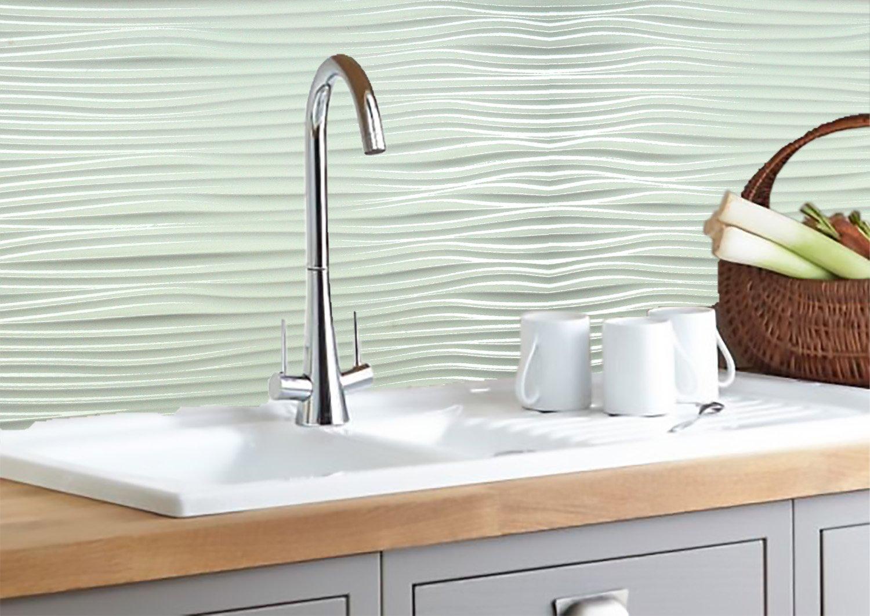 Amazon.com: Gobi Backsplash Tiles Decorative Wall Paneling ...