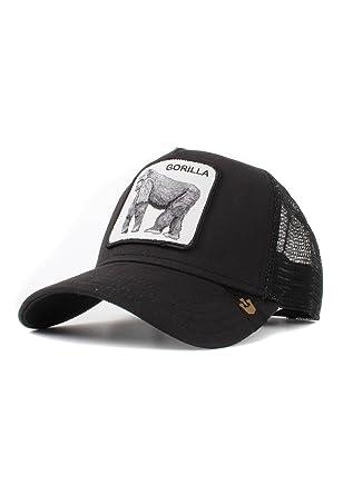 Goorin Bros. Men s Baseball Cap Black Black - Black - One Size ... 74fe2c70136