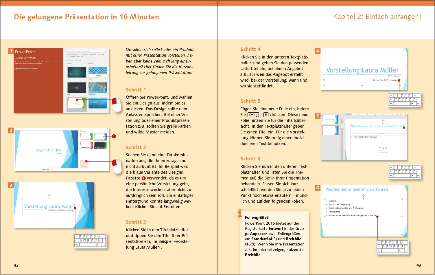 PowerPoint 2016: Die Anleitung in Bildern. Bild für Bild PowerPoint ...