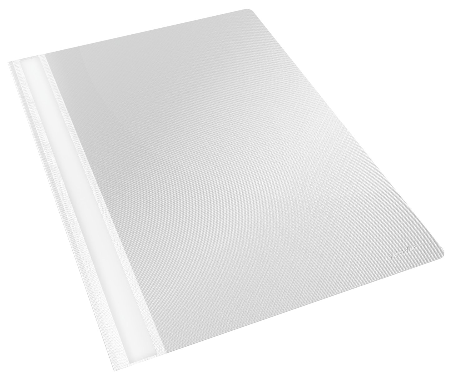 Esselte-Leitz - Cartella in polipropilene, 25 pezzi, formato A4, bianco 15382