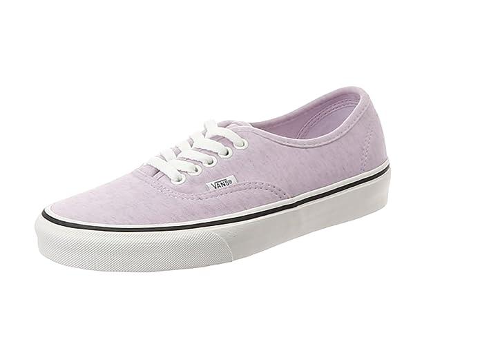 Vans Authentic Sneaker Damen Herren Kinder Unisex Lavendel (Lavender Fog/Snow)