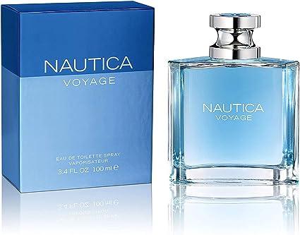 Nautica Voyage Eau de Toilette para Hombre Multicolor 100 ml