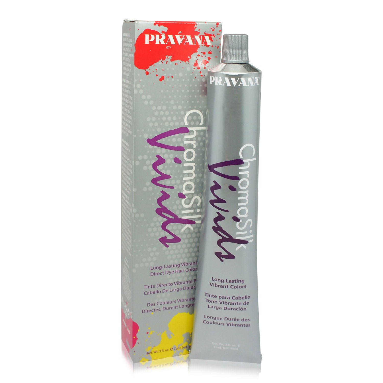 Pravana Chroma Silk Vivids Hair color ( Wild Orchid ) 3 Oz