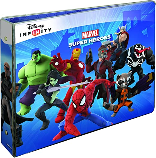 Disney Infinity - Power Disk 2.0. Portfolio: Amazon.es: Videojuegos