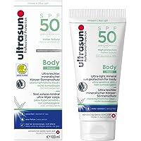 Ultrasun Body Mineral Spf50, 100 Ml